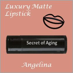 Angelina Luxury Matte Lipstick