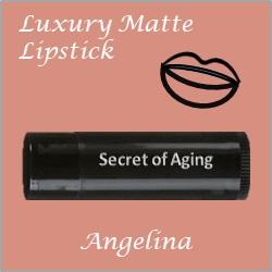 Angelina Luxury Matte Lipstick