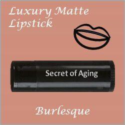 Burlesque Luxury Matte Lipstick