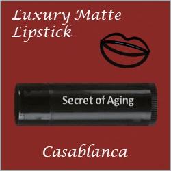 Casablanca Luxury Matte Lipstick