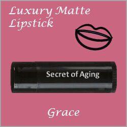 Grace Luxury Matte Lipstick