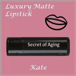 Kate Luxury Matte Lipstick