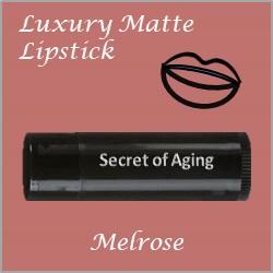 Melrose Luxury Matte Lipstick