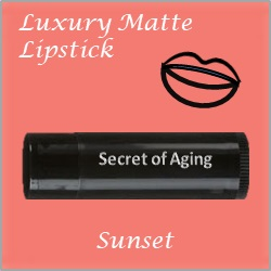 Sunset Luxury Matte Lipstick