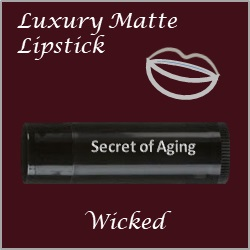 Wicked Luxury Matte Lipstick