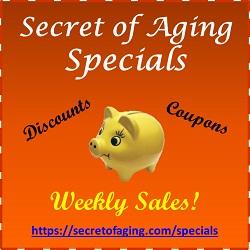 Secret of Aging Specials
