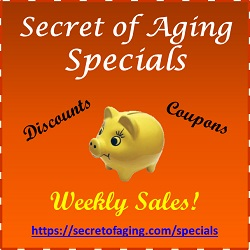 Secret of Aging Specials