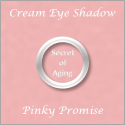 Cream Eye Shadow Pinky Promise by Secret of Aging