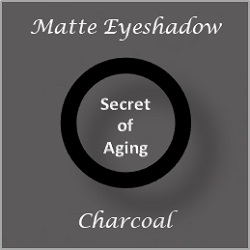 Matte Eyeshadow Charcoal by Secret of Aging