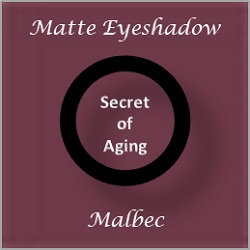 Matte Eyeshadow Malbec by Secret of Aging