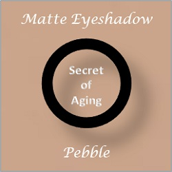 Matte Eyeshadow Pebble by Secret of Aging