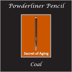 Powderliner Pencil - Coal by Secret of Aging