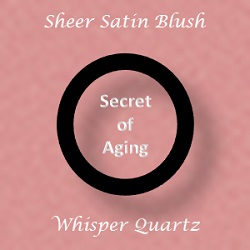 Sheer Satin Blush - Whisper Quartz