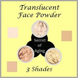 Translucent Face Powder by Secret of Aging