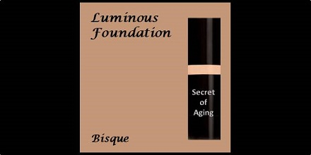 Luminous Foundation Bisque by Secret of Aging