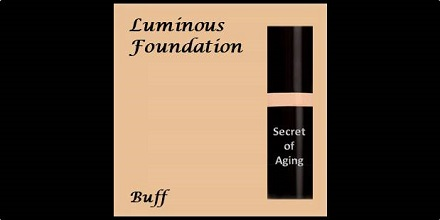 Luminous Foundation Buff by Secret of Aging