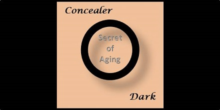 Concealer Dark by Secret of Aging