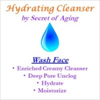 Hydrating Cleanser Wash Face