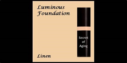 Luminous Foundation Linen by Secret of Aging