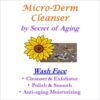 Micro-Derm Cleanser Wash Face