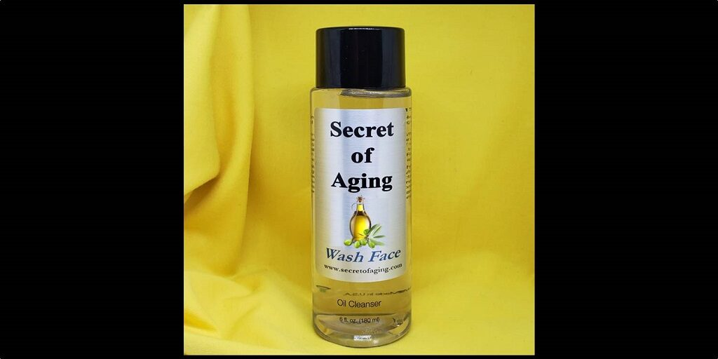 Oil Cleanser by Secret of Aging