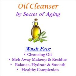 Oil Cleanser Wash Face