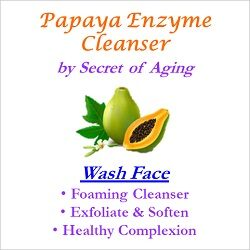 Papaya Enzyme Cleanser Wash Face