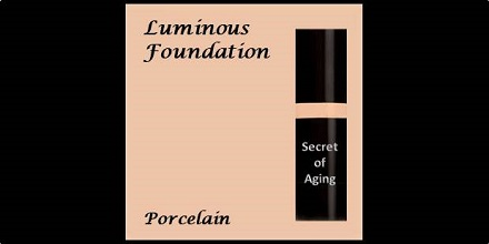 Luminous Foundation Porcelain by Secret of Aging