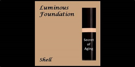 Luminous Foundation Shell by Secret of Aging