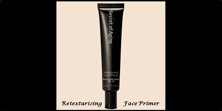 Retexturizing Face Primer by Secret of Aging