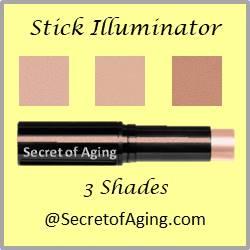 stick illuminator by secret of aging