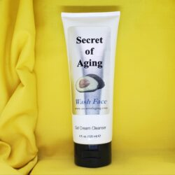Gel Cream Cleanser by Secret of Aging