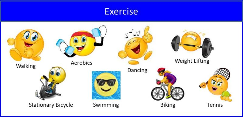 Secret of Aging Exercise Activities