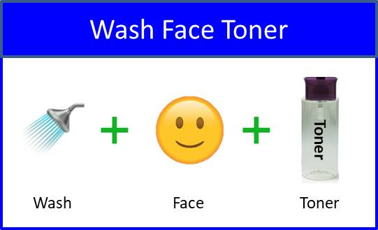 Secret of Aging Wash Face Toner