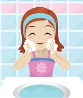 Secret of Aging Wash Face