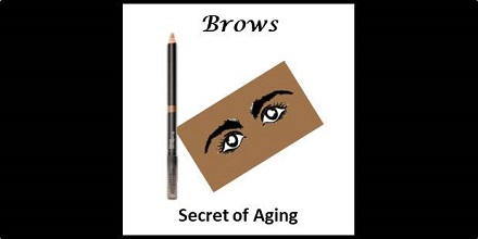 Eyebrow Makeup by Secret of Aging