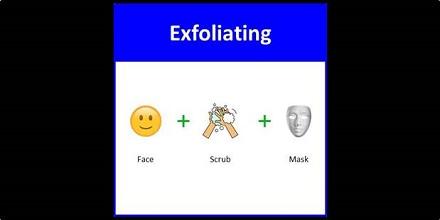 Secret of Aging Exfoliating