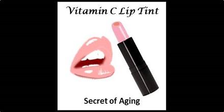Vitamin C Lip Tint by Secret of Aging