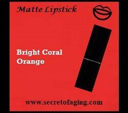 Bright Coral Orange