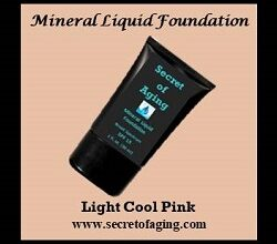Light with Neutral Pink Cool Undertone