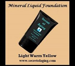 Light with Neutral Yellow Warm Undertone
