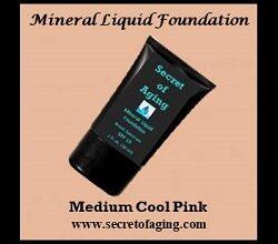 Medium with Neutral Pink Cool Undertone