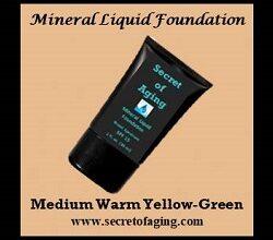 Medium Neutral Yellow Green Warm Undertone