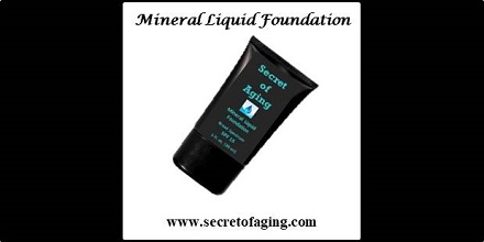 Mineral Liquid Foundation by Secret of Aging