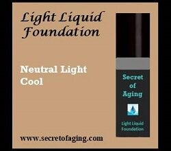 Neutral Light with Cool Undertone