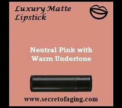 Neutral Pink with Warm Undertone