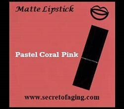 Pastel Coral Pink