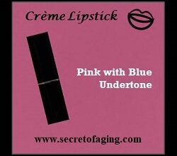 Pink with Blue Undertone