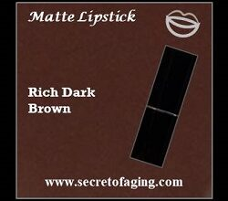 Rich Dark Brown