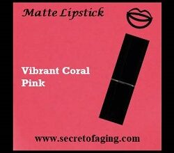 Vibrant Coral Pink